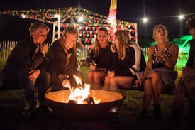 Outdoor Brazier Fire Pit